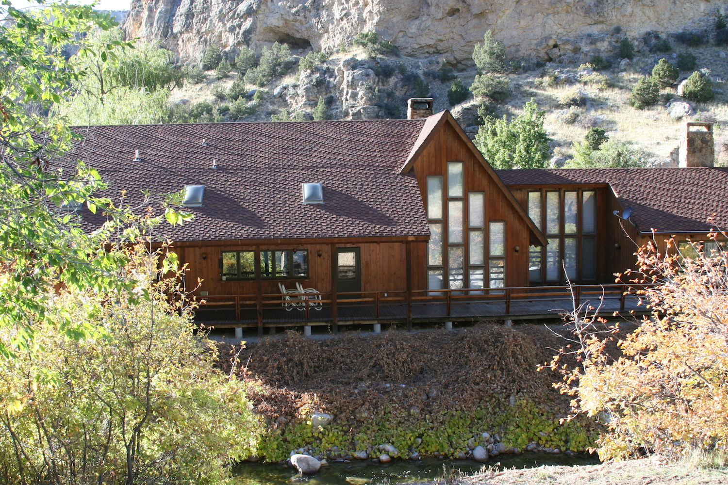 Ten Sleep Canyon Retreat