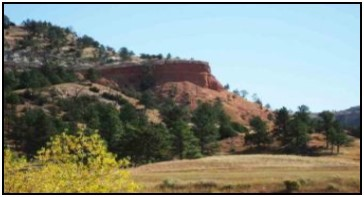 Red Bluffs