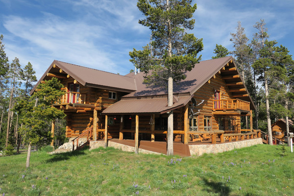 Hazelton Mountain Retreat